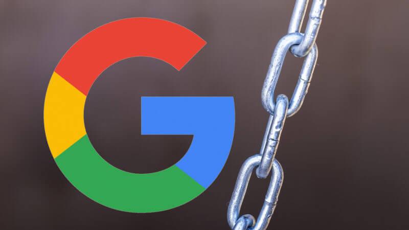 Google cảnh báo về việc lạm dụng đi link trong bài viết