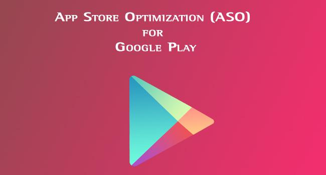 Google play seo