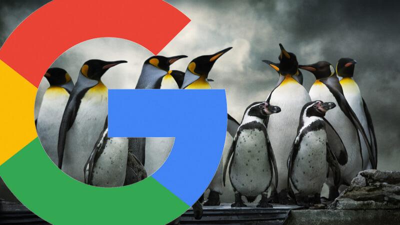 Google thông báo gỡ bỏ một phần hình phạt Penguin cho web