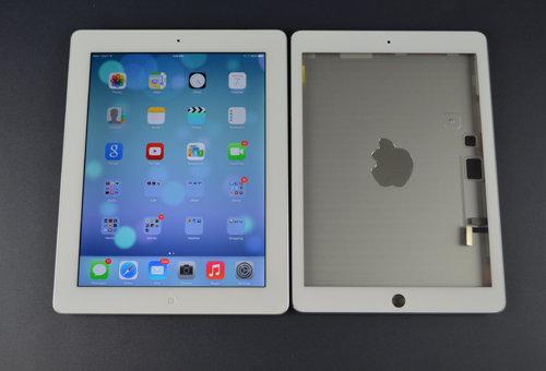 Hình ảnh iPad 5 và iPad Mini 2 trước giờ xuất hiên