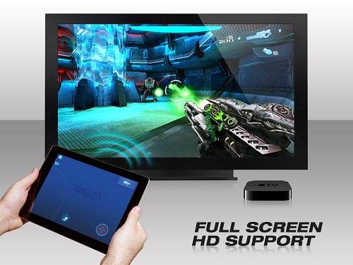 Kết nối thiết bị iOS với TV bằng hộp settopbox Apple TV