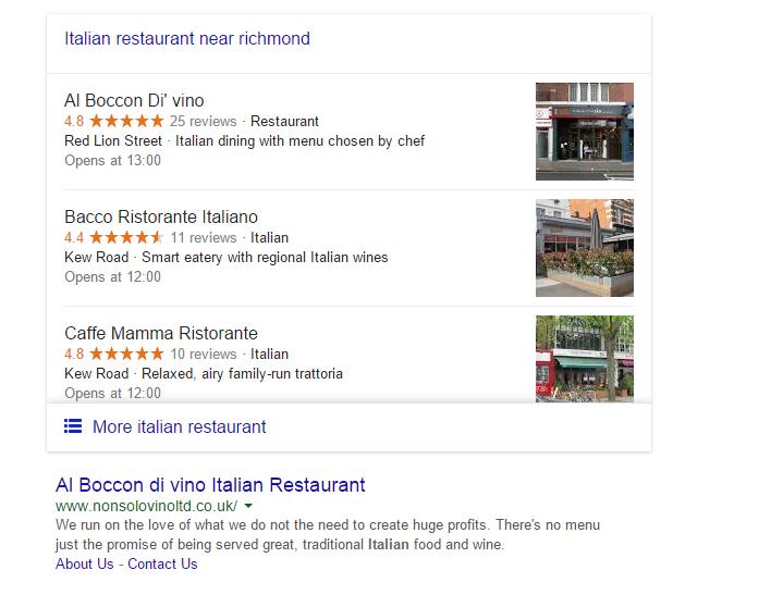 Làm thế nào để website được lên Google Local?