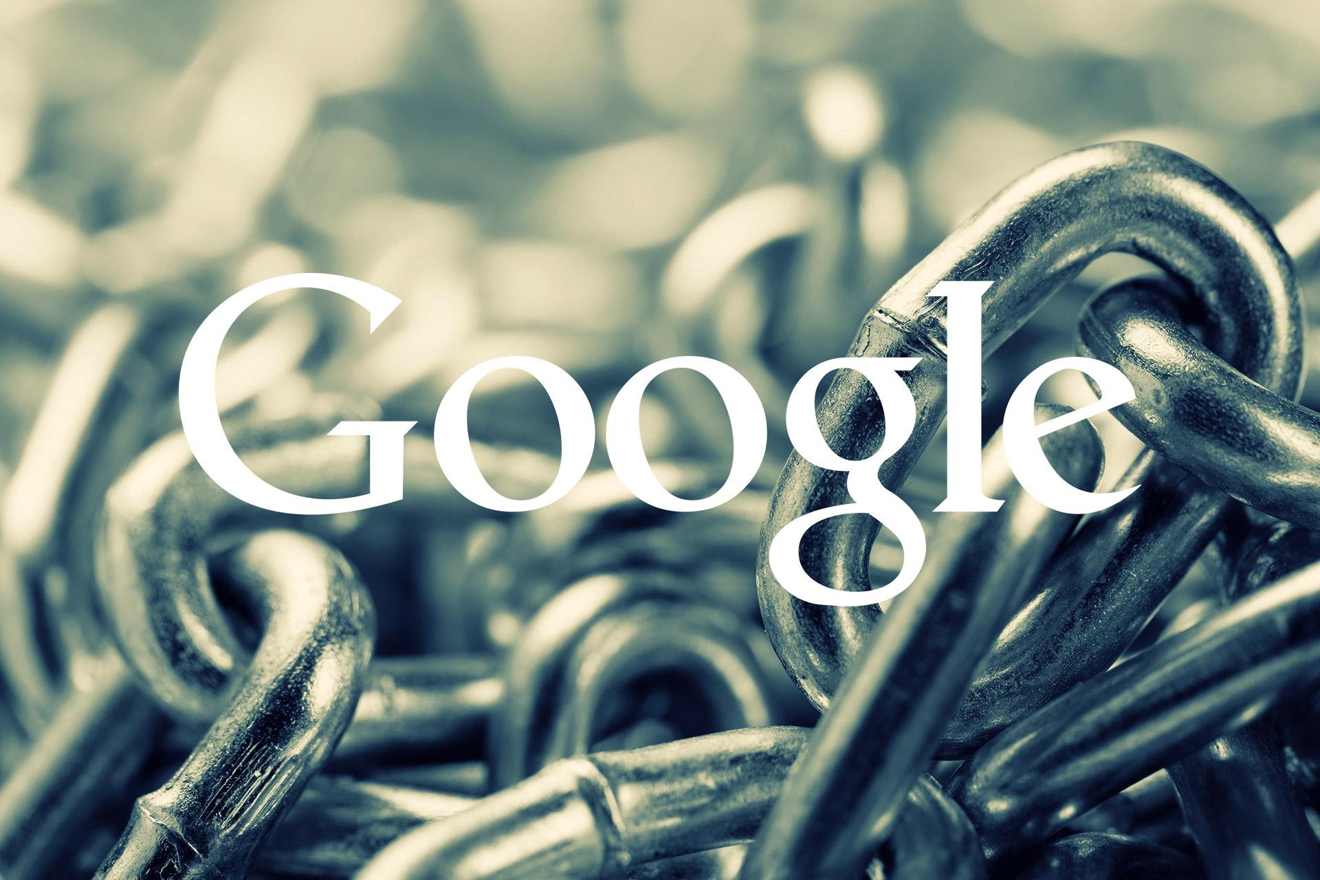 Link vẫn là cốt lõi trong thuật toán Google