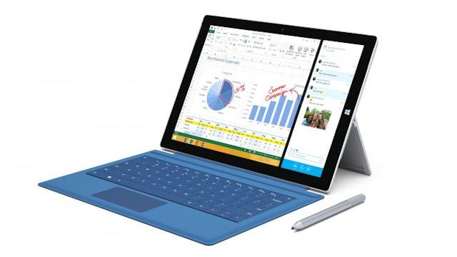 Microsoft chính thức ra mắt Surface Pro 3
