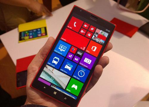 Nokia ra mắt sớm Phablet đầu tiên tại VN