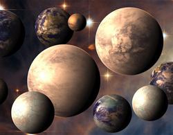 Phát hiện mới hệ mặt trời 7 hành tinh