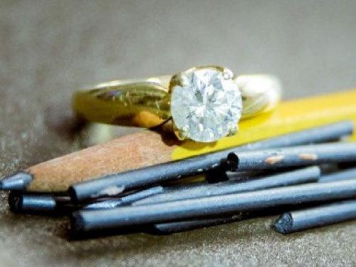 Phương pháp mới sản xuất kim cương nhân tạo