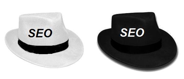 SEO mũ trắng và SEO mũ đen Seo mũ xám