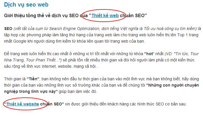 Seo onpage cho nội dung bài viết Seo onpage là gì?