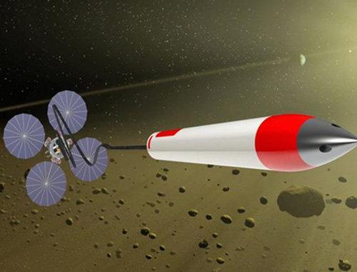 Sinh viên thử nghiệm thu hồi tên lửa