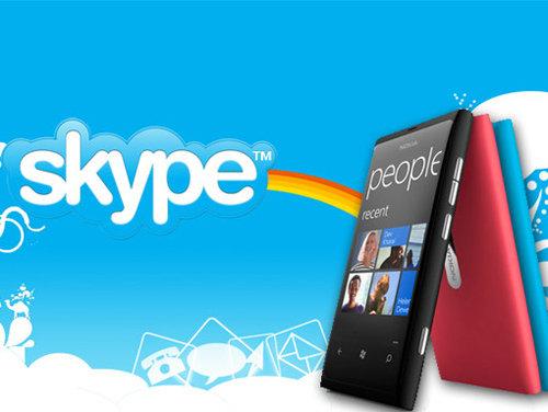 Windows Phone cài đặt Skype đã có khả năng chia sẻ hình ảnh