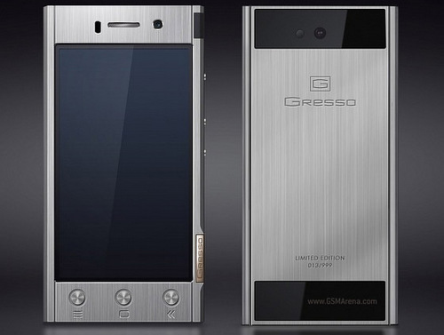 Vỏ Titan chạy Android của Smartphone hạng sang