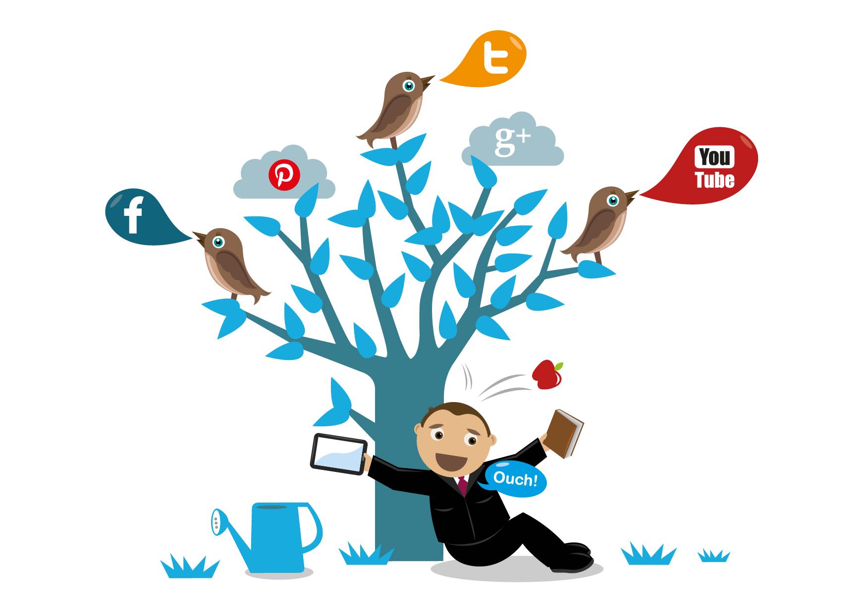5 lỗi cần tránh trong Social Media Social media là làm gì