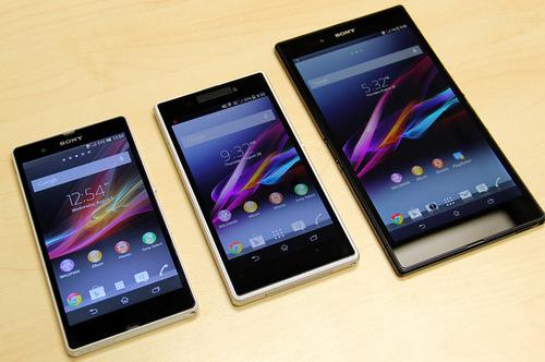 Hàng loạt điện thoại Xperia của Sony được nâng cấp Android