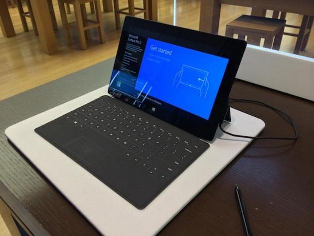 Surface Pro phiên bản mới có thể dùng màn hình 12 inch