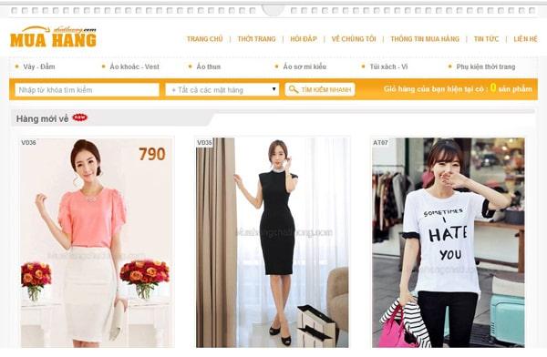Thiết kế website bán hàng chuyên nghiệp chuẩn seo theo tiêu chuẩn w3c