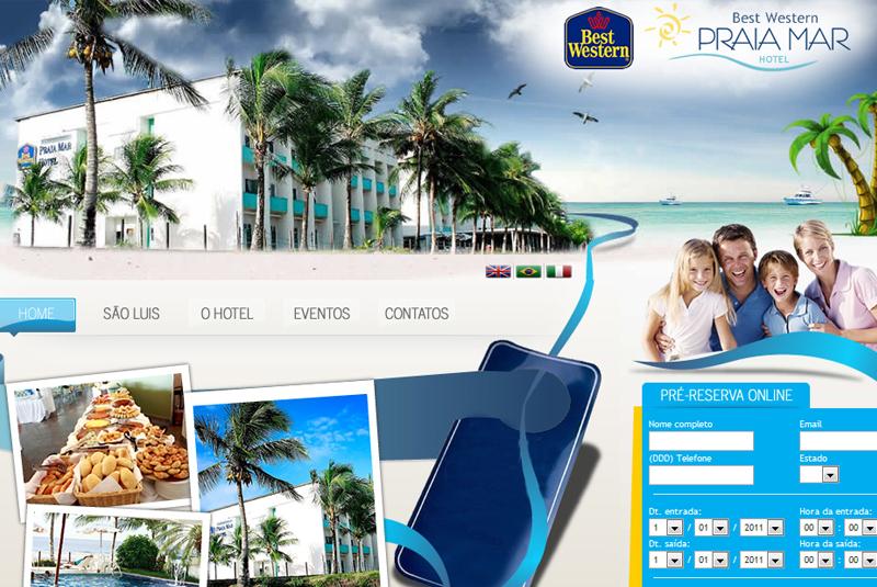 Thiết kế web du lịch