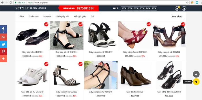 Thiết kế website kinh doanh online 7 lời khuyên khi thiết kế web bán hàng online