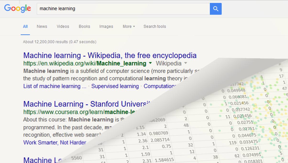 Thử nghiệm dự đoán xếp hạng của Google với Machine Learning