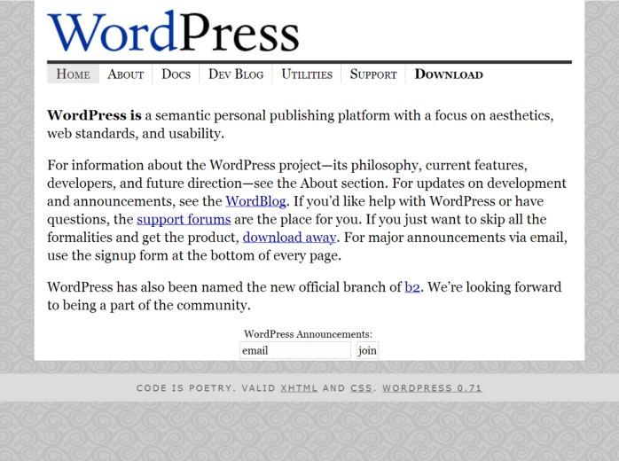 Tìm hiểu về WordPress P1 Giới thiệu WordPress