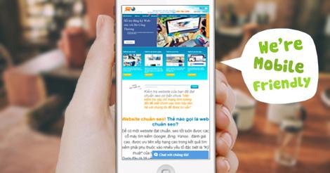 Tối ưu hóa web trên thiết bị di động kế hoạch kinh doanh hoàn hảo