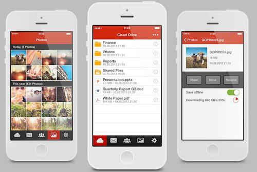 Mega đã có phiên bản chạy trên nền tảng iOS