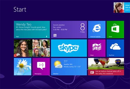 Tháng 4 năm sau ra mắt Windows 9
