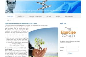 Thiết kế web cá nhân